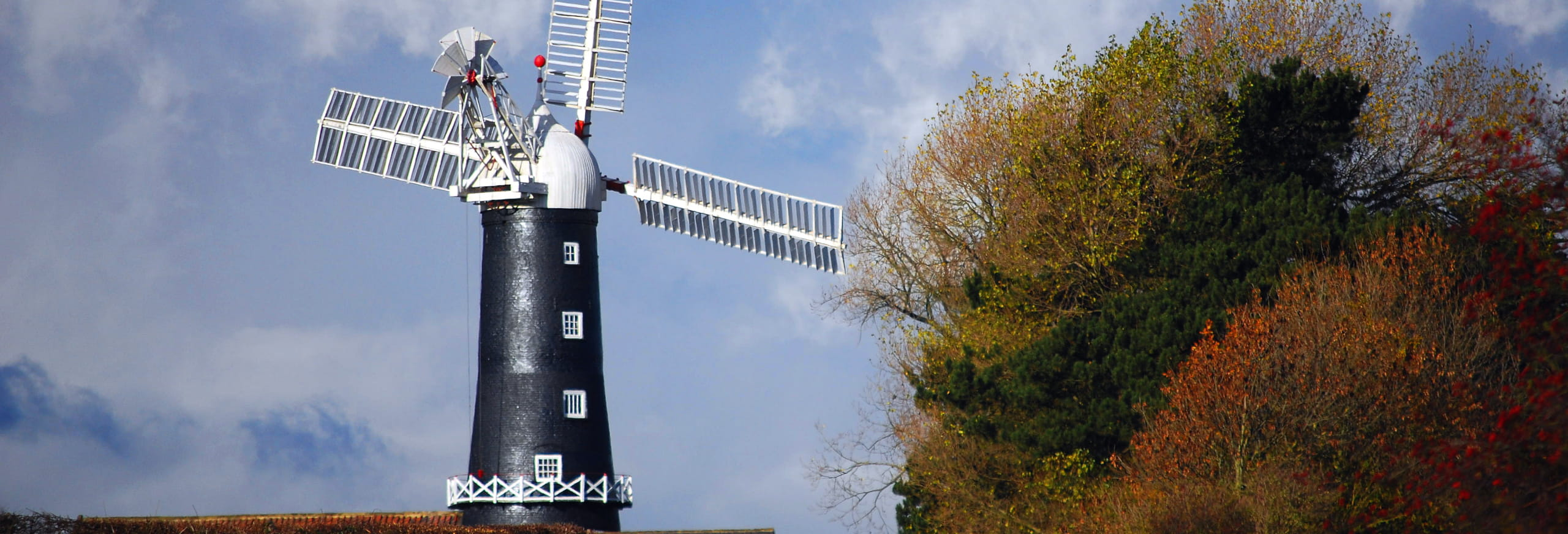 Cottingham Skidby Windmill Hull Trains