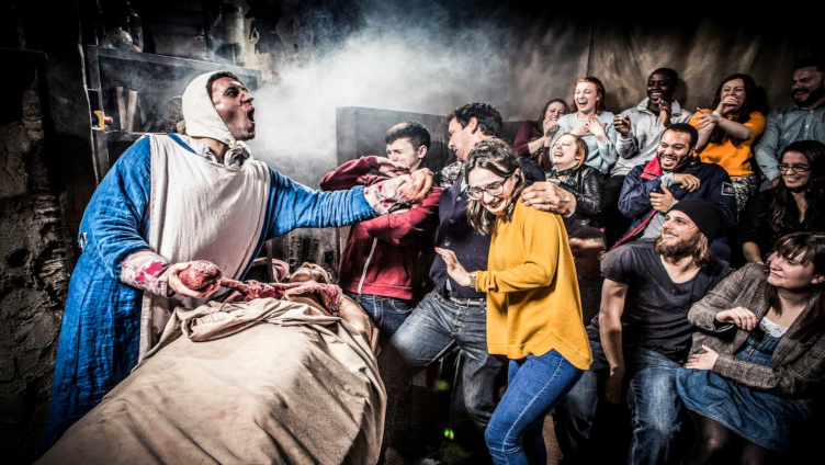 752x424 The London Dungeon Tourist Attraction