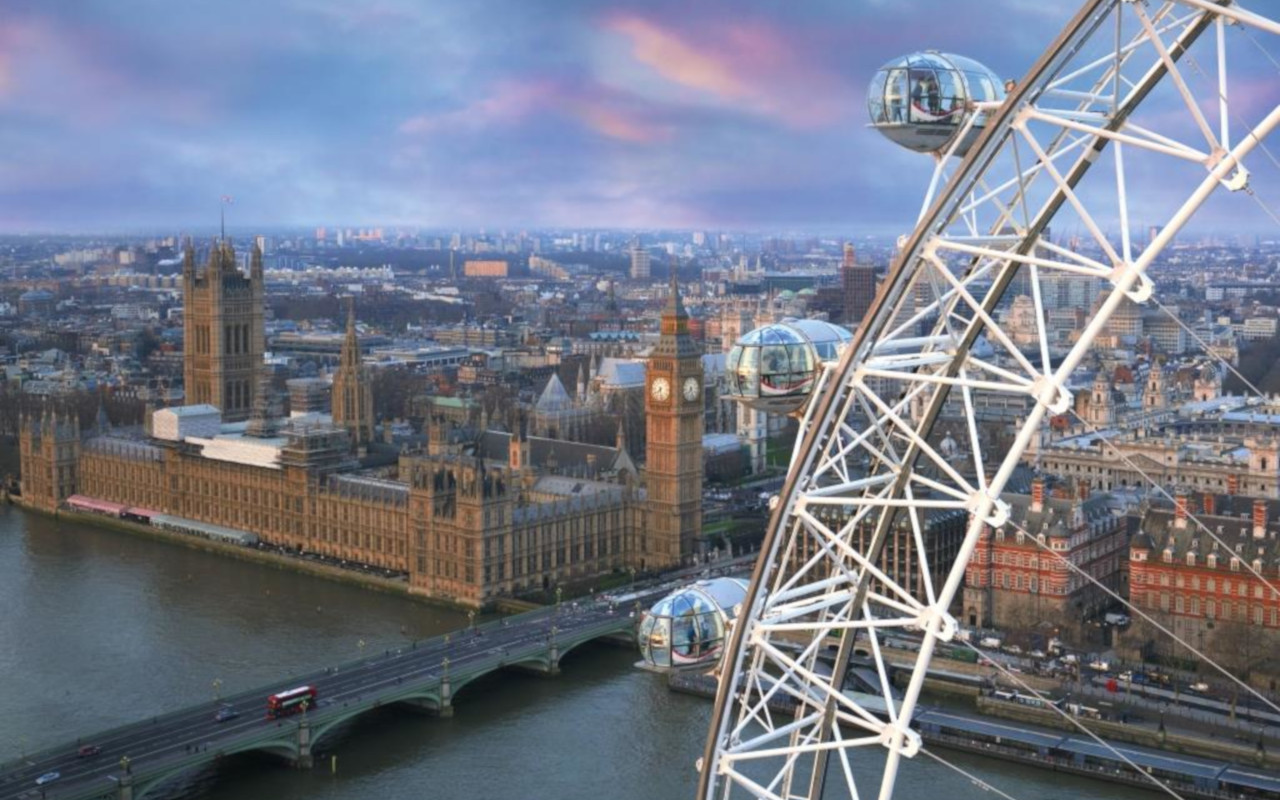 Coca Cola London Eye visit attractions days out with Hull Trains
