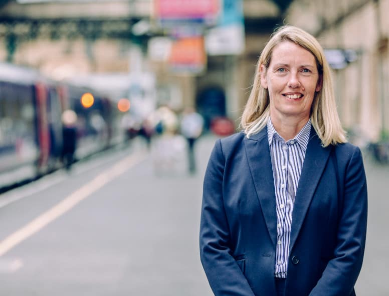 Louise Cheeseman appointed MD of Hull Trains