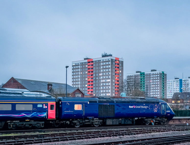 HST joins Hull Trains fleet