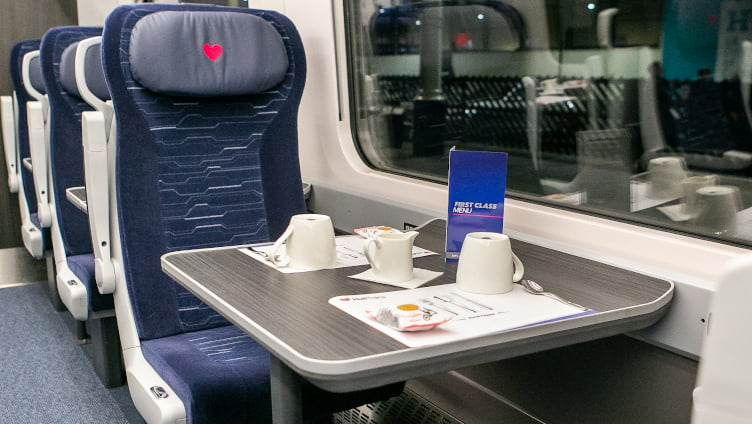 hull trains paragon first class seating